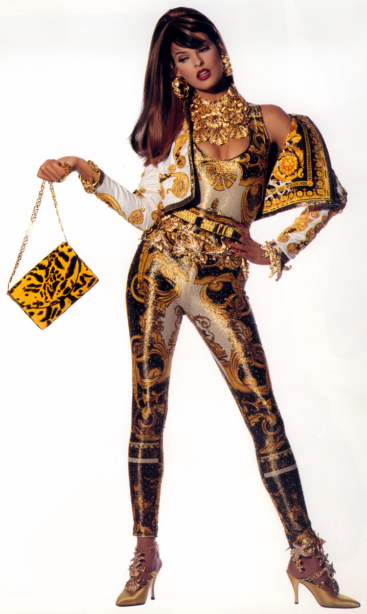 Gianni Versace Designs VB Previz #13 - Gianni...
