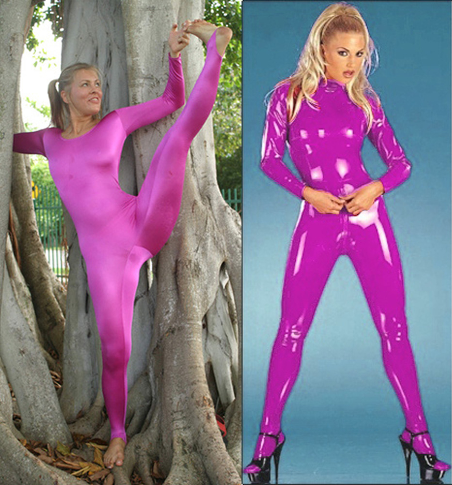 Unitards Amp Catsuits I Rez Therefore I Am