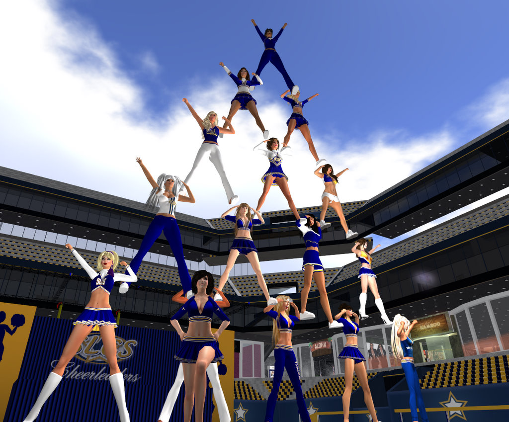 Cheer 401 I Rez Therefore I Am