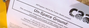 Un-Space Ground flier