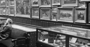 The Walters Art Museum, Baltimore, original William Walters 1884 Gallery