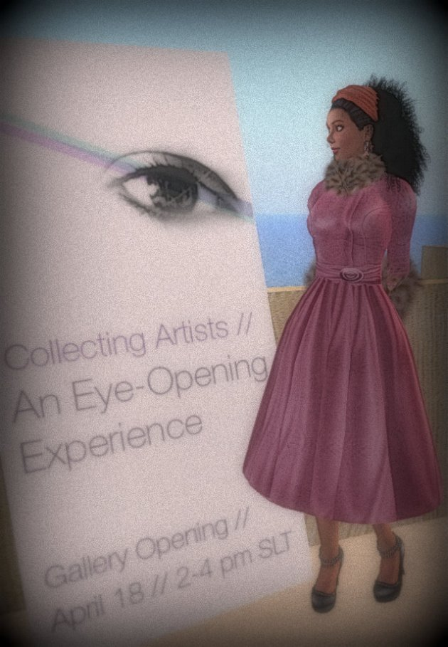 Vaneeesa Blaylock at Angel Learning Isle in Second Life