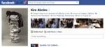 Screen Cap of Kim Abeles Facebook Profile Pix