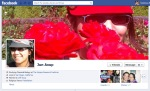 Screen Cap of Jun Axup's Facebook Timeline Cover