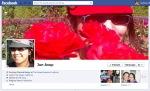 Screen Cap of Jun Axup's Facebook Timeline Cover