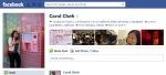 Screen Cap of Carol Cheh's Facebook Profile Pix