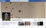 Screen Cap of Jacquelene Drinkall's Facebook Timeline Cover