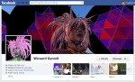 Screen Cap of Wizaard Gynoid's Facebook Timeline Cover