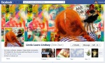 Screen Cap of Linda Laura Lindsey's Facebook Timeline Cover