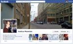 Screen Cap of Andres Manniste's Facebook Timeline Cover