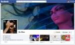 Screen Cap of Ze Moo's Facebook Timeline Cover