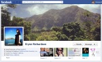 Screen Cap of Erynn Richardson's Facebook Timeline Cover