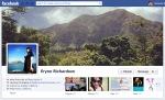Screen Cap of Erynn Richardson's Facebook Timeline Cover
