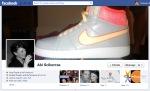 Screen Cap of Abi Sciberras Facebook Timeline Cover