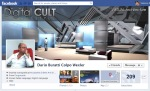 Screen Cap of Dario Wexler's Facebook Timeline Cover