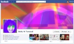 Screen Cap of Betty Ai Tureaud's Facebook cover