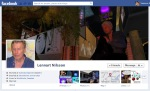 Screen Cap of Lennart Nilsson's Facebook timeline cover