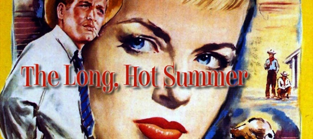 "Image from film poster ""The Long, Hot Summer"""