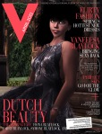 Cover image of Vaneeesa Blaylock in a black dress sitting against a post in a garden like setting