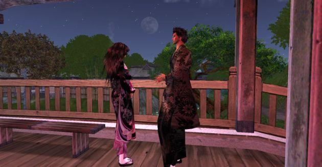Yordie & Partner Roleplay @ Hosoi Ichiba 2011