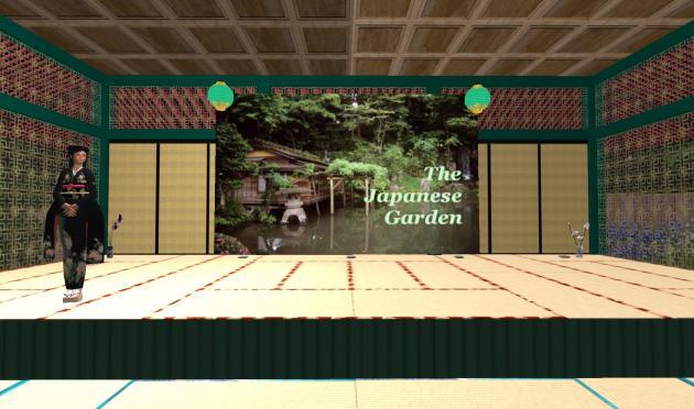 Yordie Presenting 'The Japanese Garden' @ Little Yoshiwara 2008